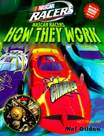 9780061071829: Nascar Racers: How They Work