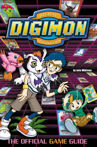 9780061071850: Digimon Digital Monsters: The Official Game Guide (Digimon (HarperCollins))
