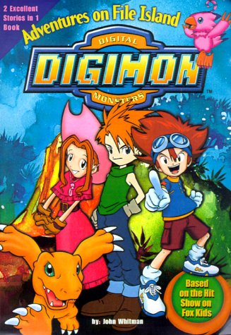 9780061071867: Digimon #01: Adventures on File Island (Digimon Digital Monsters)