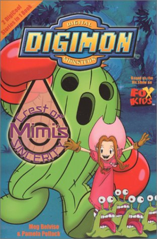 9780061072031: Digimon #07: Mimi's Crest of Sincerity (Digimon Digital Monsters)