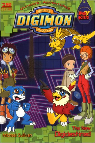 9780061072062: Digimon 2nd season Ultimate Adventures #2: The New Digidestined: (The New Digidestined) (Digimon Digital Monsters Season 2)