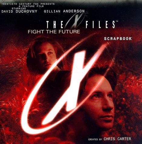 9780061073076: X-File Film Scrapbook (The X-Files)