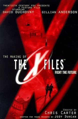9780061073168: The Making of X-Files Film: Adapted for Young Readers