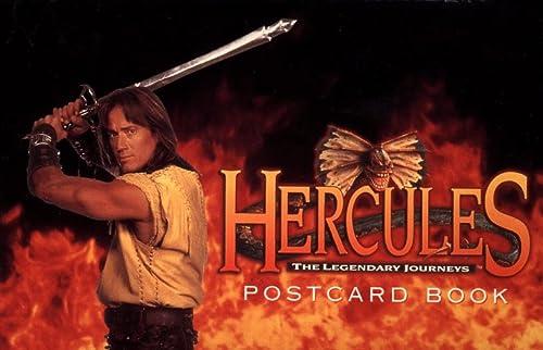 9780061075100: Hercules: The Legendary Journeys Postcard Book