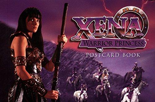 9780061075117: Xena: Warrior Princess: Postcard Book