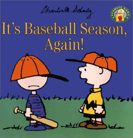 9780061075506: It's Baseball Season Again! (Peanuts Gang)