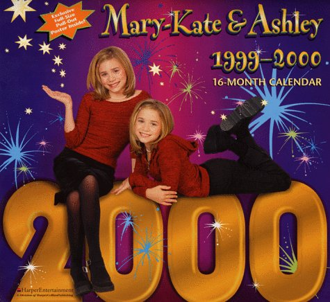 9780061075667: Mary-Kate & Ashley 1999-2000 16-Month Calendar