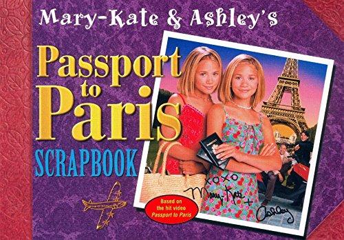 9780061075704: Mary-Kate & Ashley's Passport to Paris Scrapbook