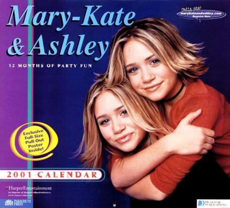 9780061075711: Mary-Kate & Ashley 2001 Calendar