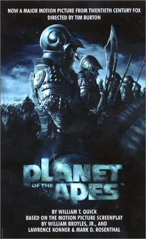 9780061076350: Planet of the Apes movie novelization