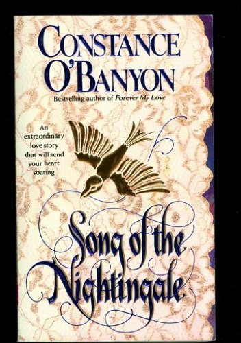 Song of the Nightingale (Harper Monogram) (0061080039) by O'Banyon, Constance