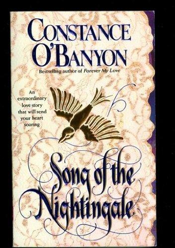9780061080036: Song of the Nightingale (Harper Monogram)