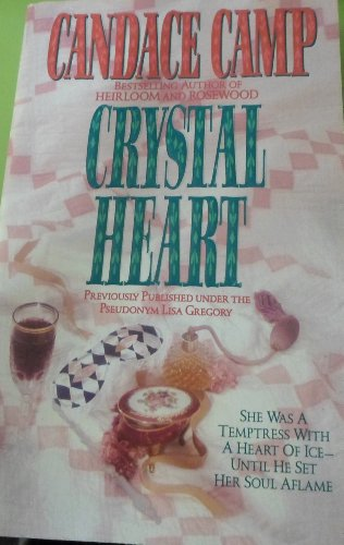 9780061080074: Crystal Heart (Harper Monogram)
