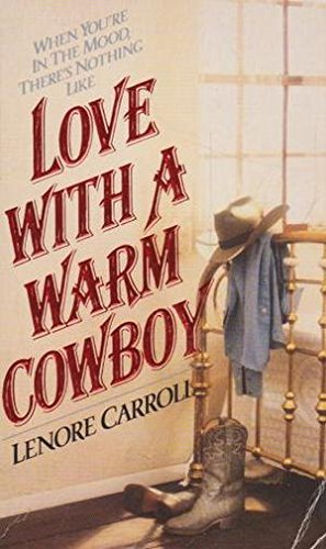 9780061080326: Love With a Warm Cowboy (Harper Monogram)