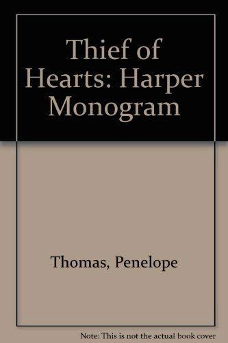 9780061080494: Thief of Hearts (Harper Monogram)