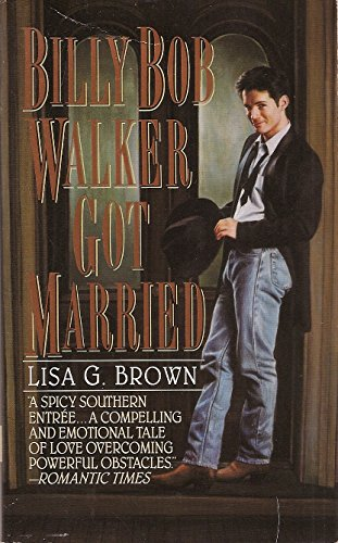 9780061080715: Billy Bob Walker Got Married: Harper Monogram
