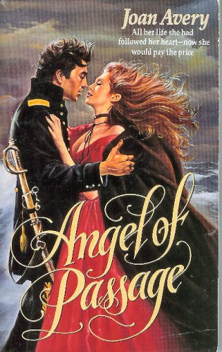9780061080951: Angel of Passage (Harper Monogram)