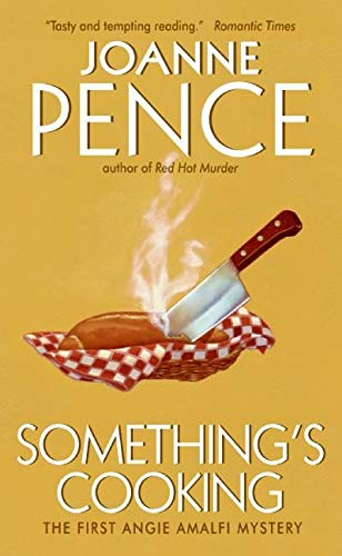 9780061080968: Something's Cooking: Harper Monogram (Angie Amalfi Mysteries)