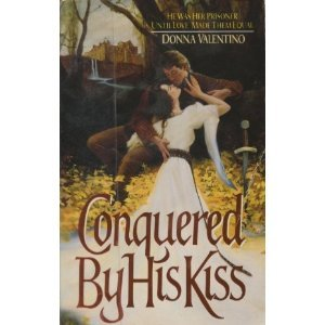 9780061081590: Conquered by His Kiss (Harper Monogram)