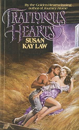 9780061081835: Traitorous Hearts