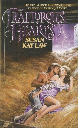 9780061081835: Traitorous Hearts (Harper Monogram)