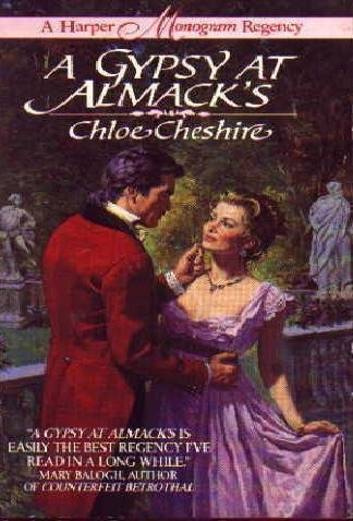 9780061082023: A Gypsy at Almack's (Harper Monogram Regency)