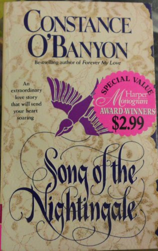9780061082542: Song of the Nightingale