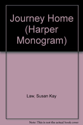 9780061082566: Journey Home (Harper Monogram)