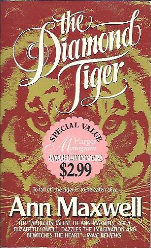 Diamond Tiger (0061082600) by Maxwell, Ann