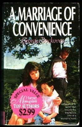 9780061083006: Marriage of Convenience
