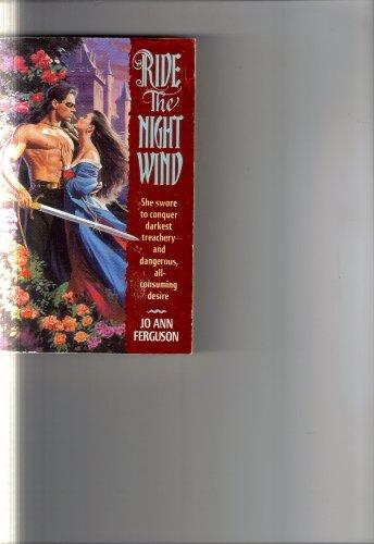 9780061083341: Ride the Night Wind (Harper Monogram)