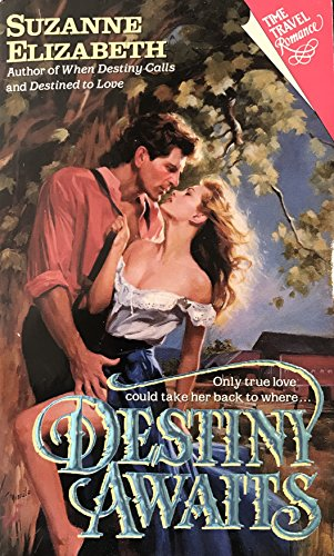 9780061083426: Destiny Awaits (Harper Monogram)