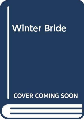 9780061083495: Winter Bride