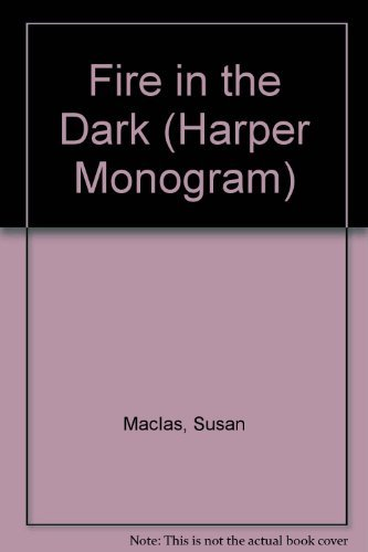 9780061083501: Fire in the Dark (Harper Monogram)