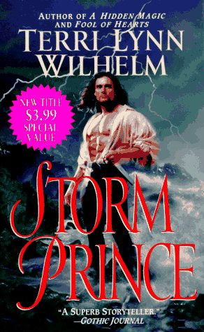 Storm Prince (A Scottish Time Travel Romance)