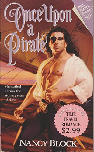 9780061084713: Once upon a Pirate (Harper Monogram)