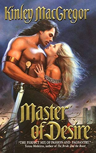 9780061087134: Master of Desire (Avon Historical Romance)