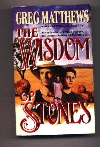9780061090301: The Wisdom of Stones