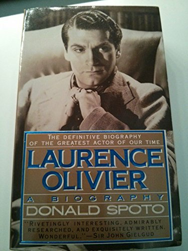 9780061090356: Laurence Olivier: A Biography