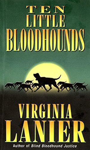 9780061090660: Ten Little Bloodhounds