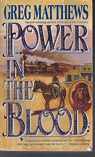 9780061090868: Power in the Blood