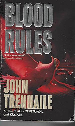 9780061090875: Blood Rules