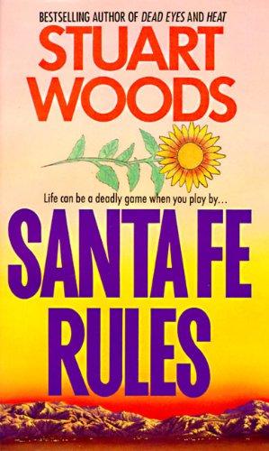 9780061090899: Santa Fe Rules (Ed Eagle)