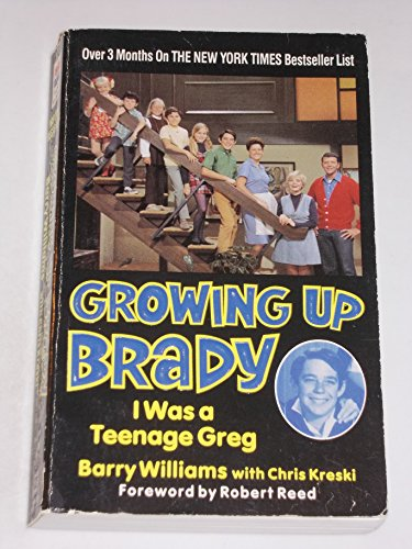 9780061091223: Growing Up Brady