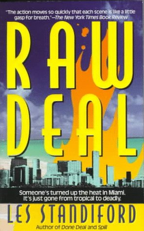 9780061091445: Raw Deal
