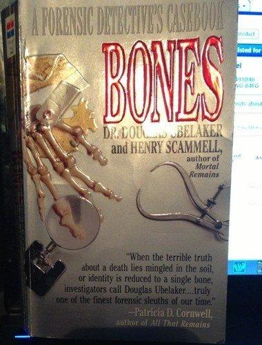9780061091452: Bones: A Forensic Detective's Casebook