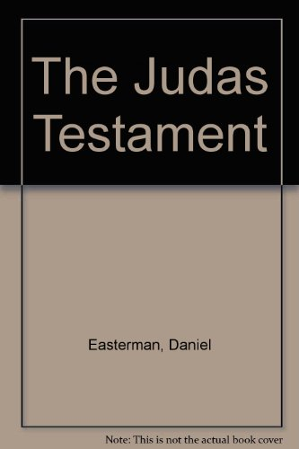 9780061091926: The Judas Testament