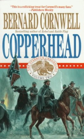 9780061091964: Copperhead (Starbuck Chronicles)