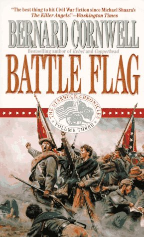 9780061091971: Battle Flag (The Starbuck Chronicles, Book 3)