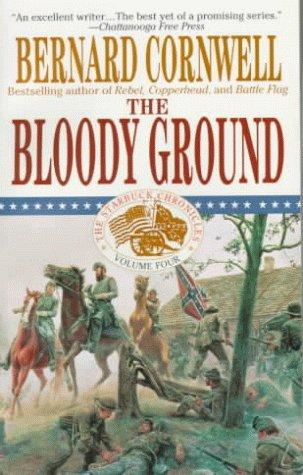 9780061091988: The Bloody Ground (Starbuck Chronicles)